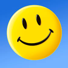 happy thanksgiving smiley face smiley face symbol photograph by detlev van ravenswaay