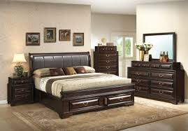 cheap king size bedroom furniture chocolate wooden bed frame