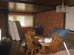 Painting Dining Room With Chair Rail What Color To Paint With Dark Chair Rails Hardwood Fireplace