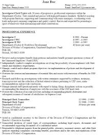 federal resume exle resume investigator sales investigator lewesmr