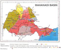 Bay Of Bengal Map Top Ten East Flowing Indian Rivers You Must Know About