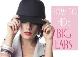 hairstyles to hide ears that stick out tips and tricks to hide big ears