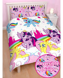 Double Duvet Cover Sets Uk My Little Pony Equestria Double Duvet Cover And Pillowcase Set