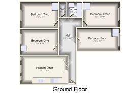 4 bed property for sale in beechwood house 9 11 ladybarn lane