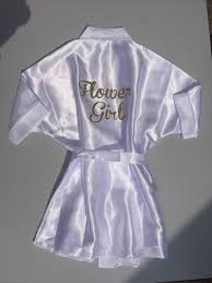 best flower girl gifts 28 best flower girl robes flower girl flower girl gifts