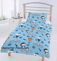 Octonauts Bed Set Octonauts Junior Rotary Duvet Cover Set Co Uk Kitchen Home