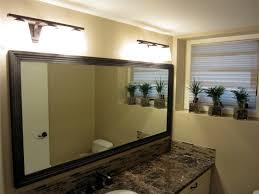 Framed Bathroom Mirror by 45 Best Framed Custom Mirrors Images On Pinterest Custom Mirrors