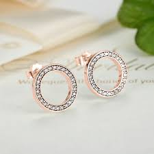 warren stud earrings aliexpress buy cici warren genuine 925 sterling silver