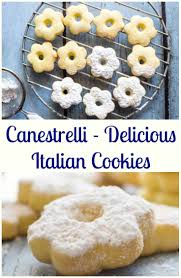 canestrelli a wonderfully delicious italian cookie an almost