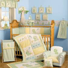 Frog Crib Bedding Baby Nursery Bedding Frog Baby Bedding Baby Robinson