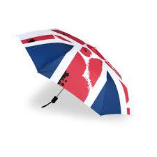 poppy shop union poppy print handbag umbrella