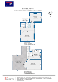 House Plan 1761 Square Feet 57 Ft by 2 Bed Maisonette For Sale In St James U0027 Lane Muswell Hill N10