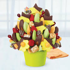 chocolate covered fruit baskets fruit and chocolate bouquets is strawberry a fruit