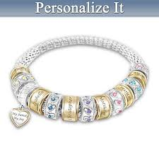 child charm bracelet images 47 best birthstone bracelets for moms images charm jpg