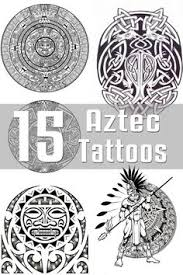 by goethe tattoo aztec tattoo pinterest