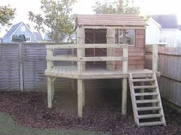 How To Build A Shed Summer House by Best 25 Backyard Fort Ideas On Pinterest Tree House Deck Kids