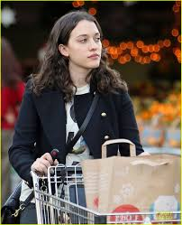 last minute thanksgiving kat dennings last minute thanksgiving grocery shopping photo