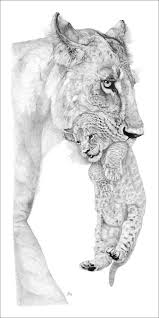 121 best lion art images on pinterest lion art drawings and