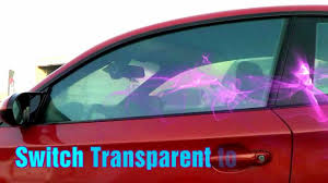 window tinting in nj sds electric switchable car tint youtube