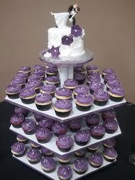Cupcake Wedding Cake 1000 Ideas About Cupcake Fascinating Wedding Cake Cupcakes