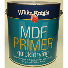 Spray Paint Bunnings - white knight mdf primer 4l white water based bunnings warehouse