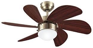 turbo swirl 30 inch six blade indoor ceiling fan amazon com westinghouse 7824820 turbo swirl single light 30 inch