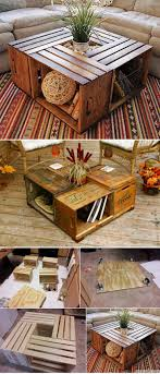 Diy Coffee Table Ideas 30 Unique Coffee Tables Cool Design Ideas For Living