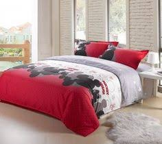 Mickey And Minnie Comforter Mickey Mouse Bedding Set Disney Style Home Decor Pinterest