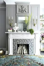 decorating ideas fireplace mantels walls mantel christmas photos