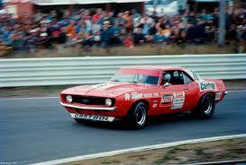 Australian Muscle Cars - bob jane u0027s chev camaro hell corner bathurst 1972 australian