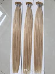 pre bonded hair extensions pre bonded flat tip hair extensions 1 gram strand remy human