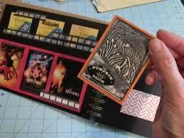ticket stub album ticket stub mini album