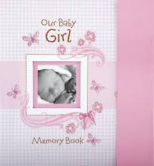 24 baby memory books girls images baby