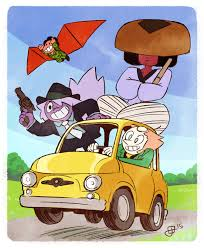 the castle of cagliostro pearl the iii by joethejohnston steven universe know your meme