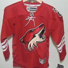 youth hockey jersey ebay
