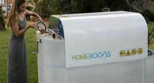 How To Make Organic Manure From Kitchen Waste Home Sized Biogas Unit Lets You Convert Your Own Organic Waste