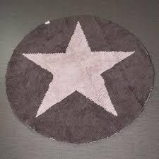 Pink Star Rug Children U0027s Bedroom Rugs Reversible Rugs Rugs For Kids Bedrooms