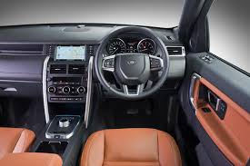 land rover discovery sport interior autodealer women u0027s choice awards 2017 land rover discovery sport