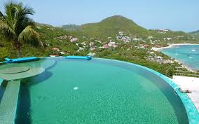 Saint Barts Map by Camaruche St Barts Villa Rentals With Pool Time U0026 Place