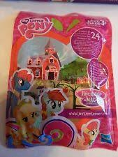 My Little Pony Blind Bag Wave 1 Hasbro My Little Pony Blind Bag Pony Wave 13 Apple Split Ebay