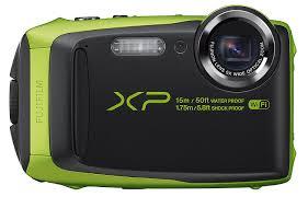Gray Green Amazon Com Fujifilm Finepix Xp90 Green Waterproof Digital Camera