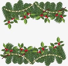 loose leaf frame vector png christmas christmas border png and