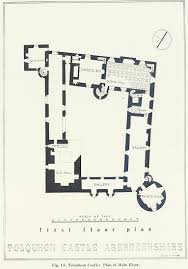 tolquhon castle 1st floor all manors and castles pinterest