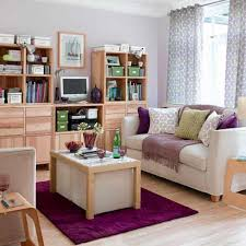 living room decorating for small areas is focused on making make