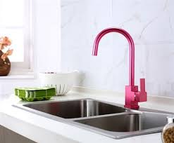 colored kitchen faucets buy special red kitchen faucet at lowest price guar on colored