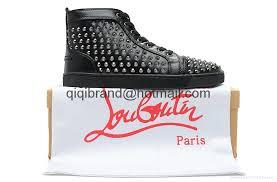 Are Christian Louboutins Comfortable Fashion Christian Louboutin Men U0027s Flats Comfortable Sneakers Aaa