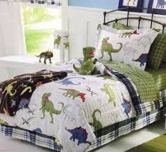 dinosaur bedding set simple of bed set on bed comforter sets