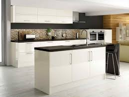 cream gloss kitchens ideas two tone painted kitchen cabinet ideas deductour com