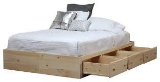 bedding impressive queen captains bed contemporary framesjpg