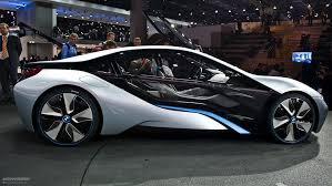 bmw bringing i3 and i8 concepts to tokyo autoevolution